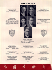 Page 160, 1940 Edition, Boston University - HUB Yearbook (Boston, MA) online yearbook collection