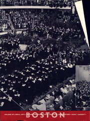 Page 8, 1940 Edition, Boston University - HUB Yearbook (Boston, MA) online yearbook collection