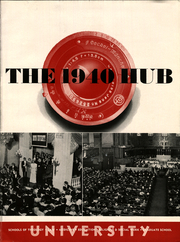 Page 9, 1940 Edition, Boston University - HUB Yearbook (Boston, MA) online yearbook collection