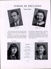 Page 128, 1942 Edition, Boston University - HUB Yearbook (Boston, MA) online yearbook collection