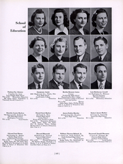 Page 129, 1942 Edition, Boston University - HUB Yearbook (Boston, MA) online yearbook collection