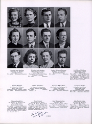Page 132, 1942 Edition, Boston University - HUB Yearbook (Boston, MA) online yearbook collection