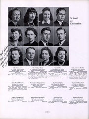 Page 134, 1942 Edition, Boston University - HUB Yearbook (Boston, MA) online yearbook collection