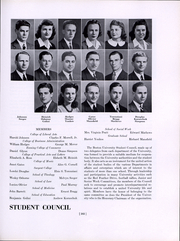 Page 167, 1942 Edition, Boston University - HUB Yearbook (Boston, MA) online yearbook collection
