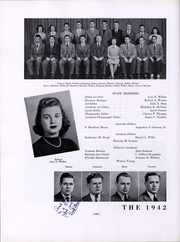 Page 170, 1942 Edition, Boston University - HUB Yearbook (Boston, MA) online yearbook collection