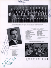 Page 172, 1942 Edition, Boston University - HUB Yearbook (Boston, MA) online yearbook collection