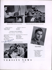 Page 173, 1942 Edition, Boston University - HUB Yearbook (Boston, MA) online yearbook collection