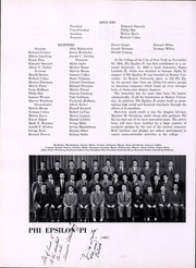 Page 202, 1942 Edition, Boston University - HUB Yearbook (Boston, MA) online yearbook collection