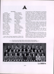 Page 205, 1942 Edition, Boston University - HUB Yearbook (Boston, MA) online yearbook collection