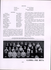 Page 211, 1942 Edition, Boston University - HUB Yearbook (Boston, MA) online yearbook collection
