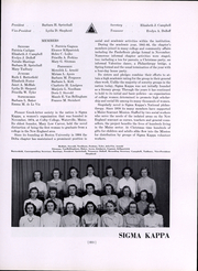 Page 213, 1942 Edition, Boston University - HUB Yearbook (Boston, MA) online yearbook collection