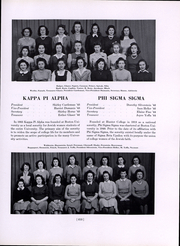 Page 215, 1942 Edition, Boston University - HUB Yearbook (Boston, MA) online yearbook collection