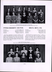 Page 217, 1942 Edition, Boston University - HUB Yearbook (Boston, MA) online yearbook collection