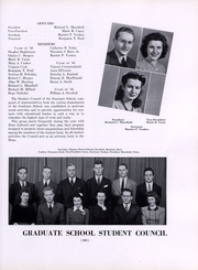 Page 271, 1942 Edition, Boston University - HUB Yearbook (Boston, MA) online yearbook collection