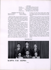 Page 274, 1942 Edition, Boston University - HUB Yearbook (Boston, MA) online yearbook collection