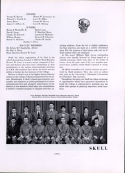 Page 281, 1942 Edition, Boston University - HUB Yearbook (Boston, MA) online yearbook collection