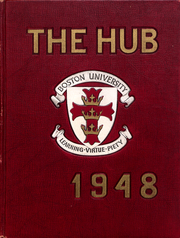Boston University - HUB Yearbook (Boston, MA) online yearbook collection, 1948 Edition, Page 1