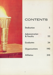 Page 7, 1958 Edition, Boston University - HUB Yearbook (Boston, MA) online yearbook collection