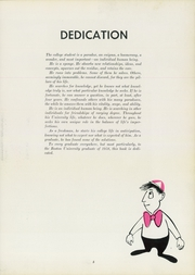 Page 9, 1958 Edition, Boston University - HUB Yearbook (Boston, MA) online yearbook collection