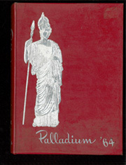 1964 Edition, South Houston High School - Palladium Yearbook (South Houston, TX)