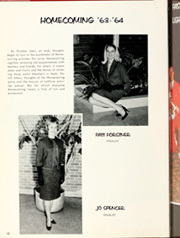 Page 16, 1964 Edition, South Houston High School - Palladium Yearbook (South Houston, TX) online yearbook collection