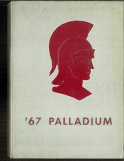 1967 Edition, South Houston High School - Palladium Yearbook (South Houston, TX)