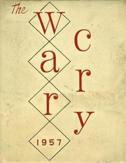 1957 Edition, Centennial High School - War Cry Yearbook (Compton, CA)