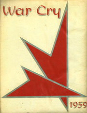 1959 Edition, Centennial High School - War Cry Yearbook (Compton, CA)