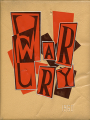 1960 Edition, Centennial High School - War Cry Yearbook (Compton, CA)