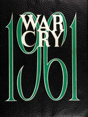 1961 Edition, Centennial High School - War Cry Yearbook (Compton, CA)