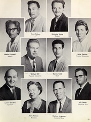 Page 17, 1961 Edition, Centennial High School - War Cry Yearbook (Compton, CA) online yearbook collection
