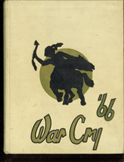 1966 Edition, Centennial High School - War Cry Yearbook (Compton, CA)