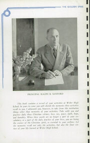 Page 16, 1939 Edition, Weber County High School - Golden Spike Yearbook (Ogden, UT) online yearbook collection