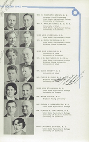 Page 17, 1939 Edition, Weber County High School - Golden Spike Yearbook (Ogden, UT) online yearbook collection