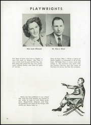 Page 14, 1949 Edition, Weber County High School - Golden Spike Yearbook (Ogden, UT) online yearbook collection