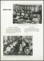Page 16, 1949 Edition, Weber County High School - Golden Spike Yearbook (Ogden, UT) online yearbook collection