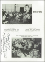 Page 17, 1949 Edition, Weber County High School - Golden Spike Yearbook (Ogden, UT) online yearbook collection