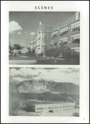 Page 7, 1949 Edition, Weber County High School - Golden Spike Yearbook (Ogden, UT) online yearbook collection