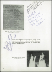 Page 8, 1949 Edition, Weber County High School - Golden Spike Yearbook (Ogden, UT) online yearbook collection
