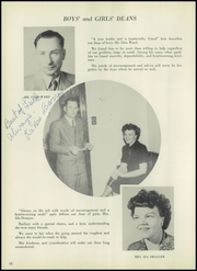 Page 14, 1953 Edition, Weber County High School - Golden Spike Yearbook (Ogden, UT) online yearbook collection
