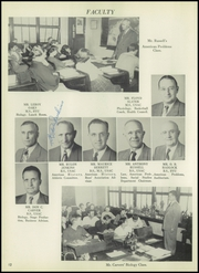 Page 16, 1953 Edition, Weber County High School - Golden Spike Yearbook (Ogden, UT) online yearbook collection