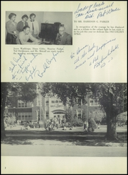 Page 6, 1953 Edition, Weber County High School - Golden Spike Yearbook (Ogden, UT) online yearbook collection