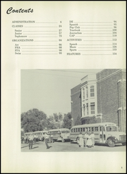 Page 9, 1953 Edition, Weber County High School - Golden Spike Yearbook (Ogden, UT) online yearbook collection