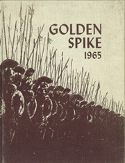 1965 Edition, Weber County High School - Golden Spike Yearbook (Ogden, UT)