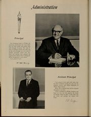 Page 10, 1965 Edition, Weber County High School - Golden Spike Yearbook (Ogden, UT) online yearbook collection