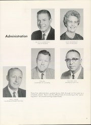 Page 17, 1962 Edition, Sunny Hills High School - Helios Yearbook (Fullerton, CA) online yearbook collection