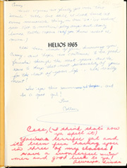 Page 5, 1965 Edition, Sunny Hills High School - Helios Yearbook (Fullerton, CA) online yearbook collection