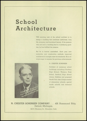 Page 12, 1951 Edition, Western High School - Beacon Yearbook (Detroit, MI) online yearbook collection