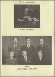 Page 7, 1951 Edition, Western High School - Beacon Yearbook (Detroit, MI) online yearbook collection