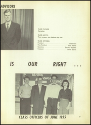 Page 13, 1955 Edition, Western High School - Beacon Yearbook (Detroit, MI) online yearbook collection